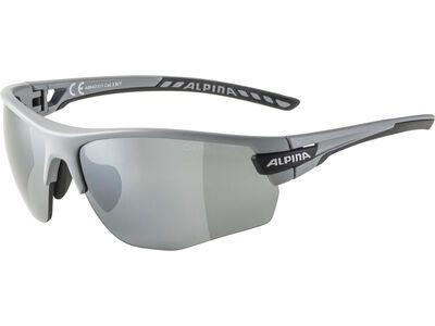 Alpina Tri-Scray 2.0 HR Mirror Black grey matt