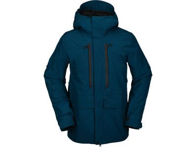 Volcom Ten Gore-Tex Jacket blue