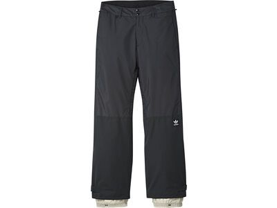 Adidas Riding Pant, carbon/cream white - Snowboardhose