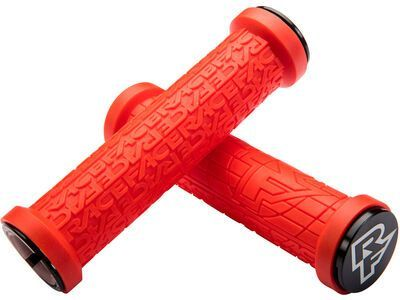 Race Face Grippler Grip - 33 mm, red - Griffe