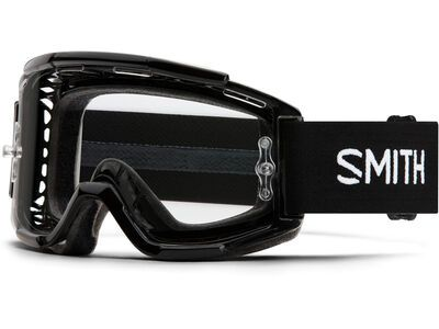 Smith Squad MTB Clear Anti-Fog black