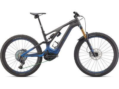 Specialized S-Works Turbo Levo blue ghost gravity fade/black/light silver 2022