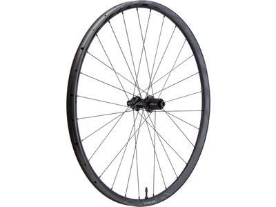 Easton EC70 AX Disc Wheel - 700C / QR/12x142 mm / Shimano, gloss carbon - Hinterrad