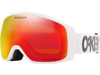 Oakley Flight Tracker XM Factory Pilot - Prizm Torch Iridium white