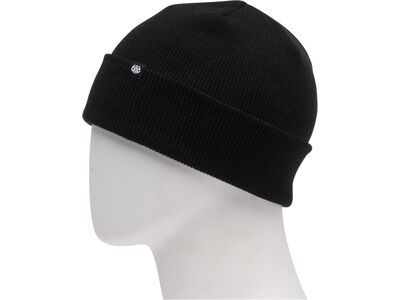 686 Standard Roll Up Beanie black