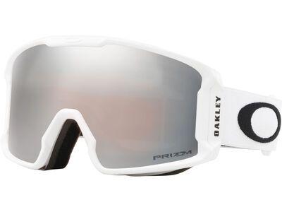 Oakley Line Miner XM Prizm, matte white/Lens: black - Skibrille