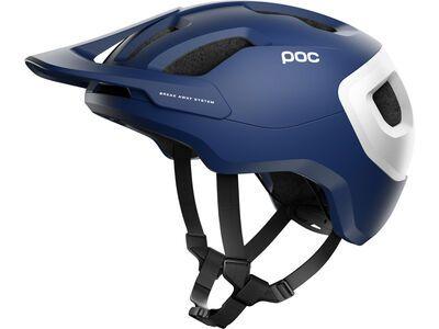 POC Axion SPIN, lead blue matt - Fahrradhelm