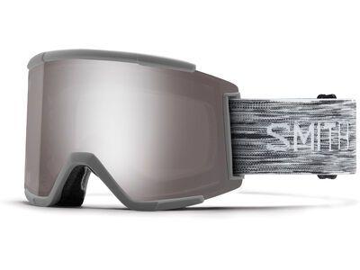 Smith Squad XL, cloudgrey/Lens: cp sun platinum mir - Skibrille