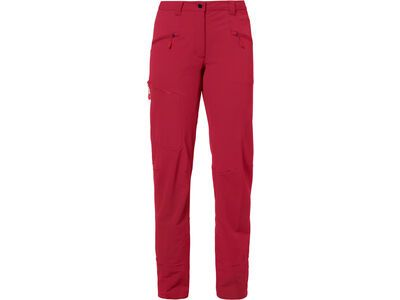 Vaude Women's Valluga Touring Pants, indian red - Skihose