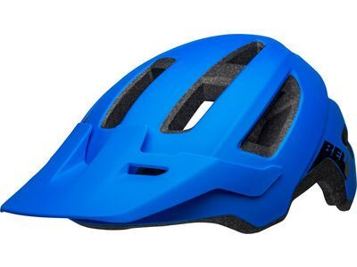 Bell Nomad, matte blue/black
