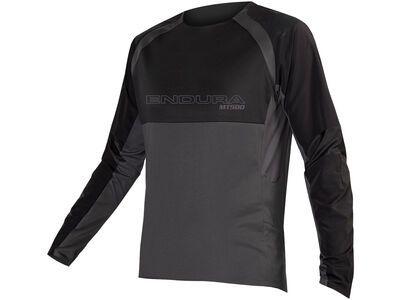 Endura MT500 Burner L/S Jersey black