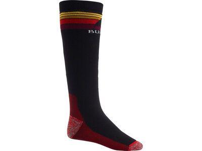 Burton Emblem Midweight Sock, true black - Socken