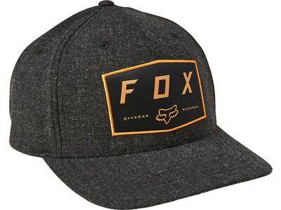 Fox Badge Flexfit Hat black