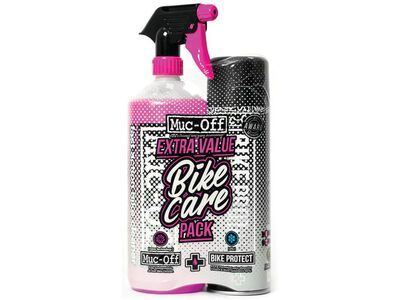 Muc-Off Bike Care Duo Kit - Vorteils-2er Set - Reinigungsset