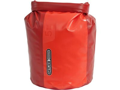 Ortlieb Dry-Bag PD350 - 5 L, cranberry-signal red - Packsack