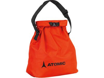 Atomic A Bag, bright red/black - Bootbag
