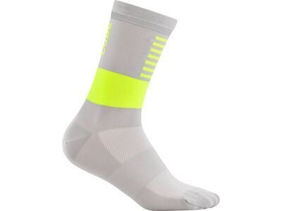 Cube Socke High Cut Safety, yellow - Radsocken
