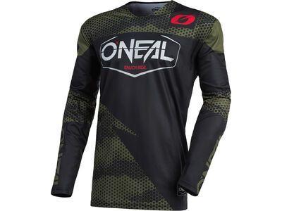 ONeal Mayhem Jersey Covert black/green