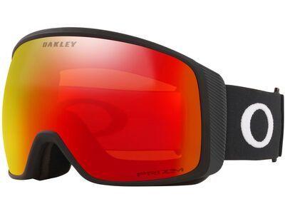 Oakley Flight Tracker XL Prizm, matte black/Lens: torch iridium - Skibrille