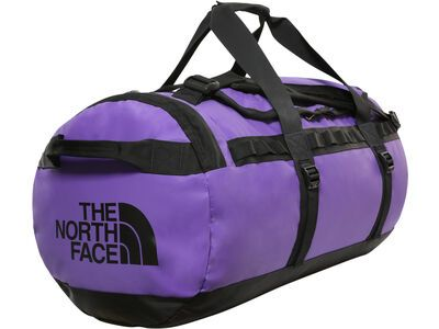 The North Face Base Camp Duffel - Medium, peak purple/tnf black - Reisetasche