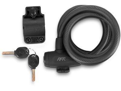 Cube RFR Spiralschloss HPP black´n´grey