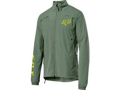 Fox Flexair Pro Fire Alpha Jacket, pine - Radjacke