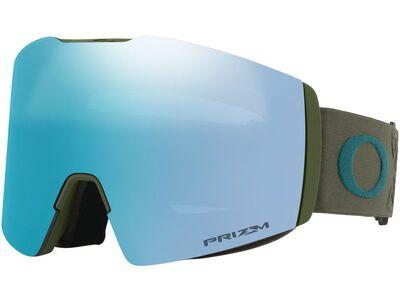 Oakley Fall Line XL Prizm, icon dark brush/Lens: sapphire iridium - Skibrille