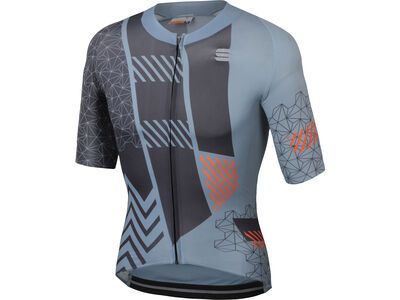 Sportful Bomber Jersey, cement/anthracite - Radtrikot