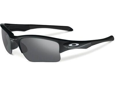 Oakley Quarter Jacket, polished black/black iridium - Sportbrille