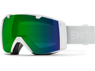 Smith I/O inkl. WS, white vapor/Lens: cp everyday green mirror - Skibrille
