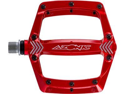 Azonic Americana Pedal red