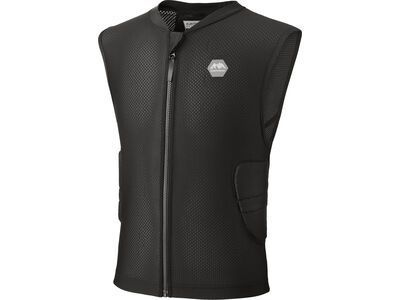 Icetools Evo Vest, black - Protektorenweste