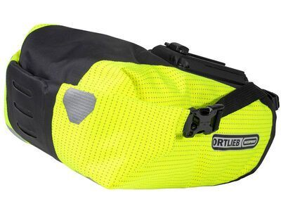 Ortlieb Saddle-Bag Two High-Visibility, neon yel./black refl. - Satteltasche