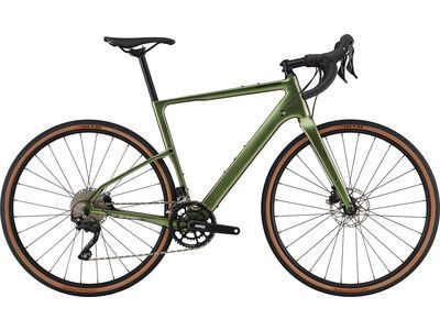 Cannondale Topstone Carbon 6 beetle green 2021