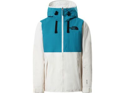 The North Face Women's Superlu Jacket enamel blue/gardenia white