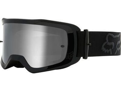 Fox Main Stray Goggle Spark Mirror Lexan black