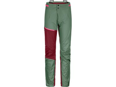 Ortovox Westalpen 3L Light Pants W green forest