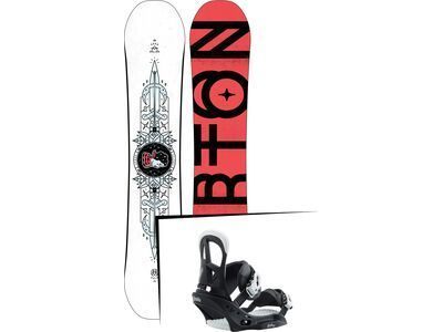 Set: Burton Talent Scout 2019 +  Scribe EST (2218483S)