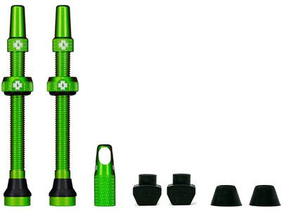 Muc-Off Tubeless Presta Valve - 60 mm, green - Tubeless-Ventil
