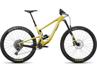 Santa Cruz Megatower C S Air 2021, amarillo yellow - Mountainbike
