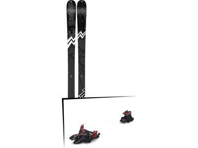 Set: K2 SKI Press 2019 + Marker Alpinist 12 (2319300)