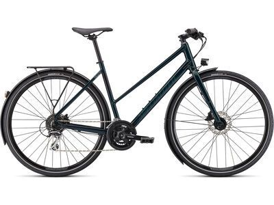 Specialized Sirrus 2.0 EQ Step-Through forest green/black reflective 2022