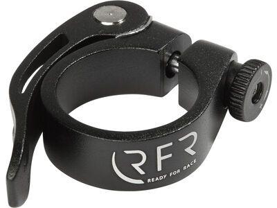 Cube RFR Sattelklemme mit Schnellspanner, black