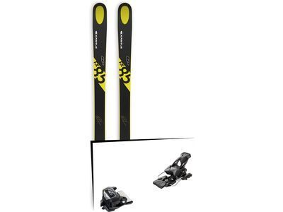 Set: Kästle FX85 HP 2019 + Tyrolia Attack² 13 GW solid black