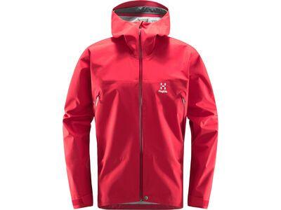 Haglöfs Roc GTX Jacket Men scarlet red