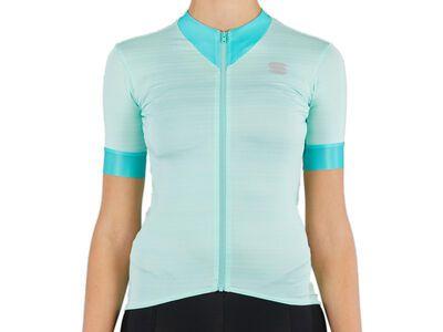 Sportful Kelly W Short Sleeve Jersey acqua green