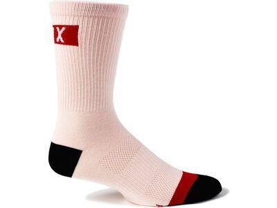 "Fox Womens 6"" Flexair Merino Sock pale pink"