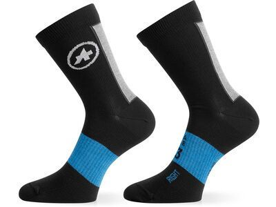 Assos Assosoires Winter Socks, blackseries - Radsocken