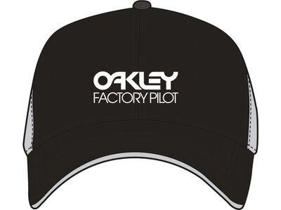 Oakley Factory Pilot Trucker Hat blackout