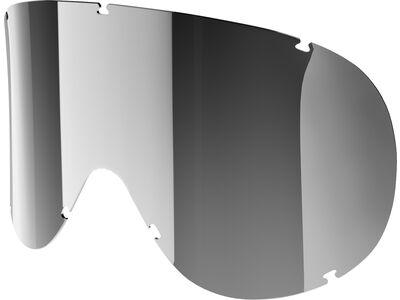 POC Retina Big Clarity Comp Spare Lens, spektris silver - Wechselscheibe